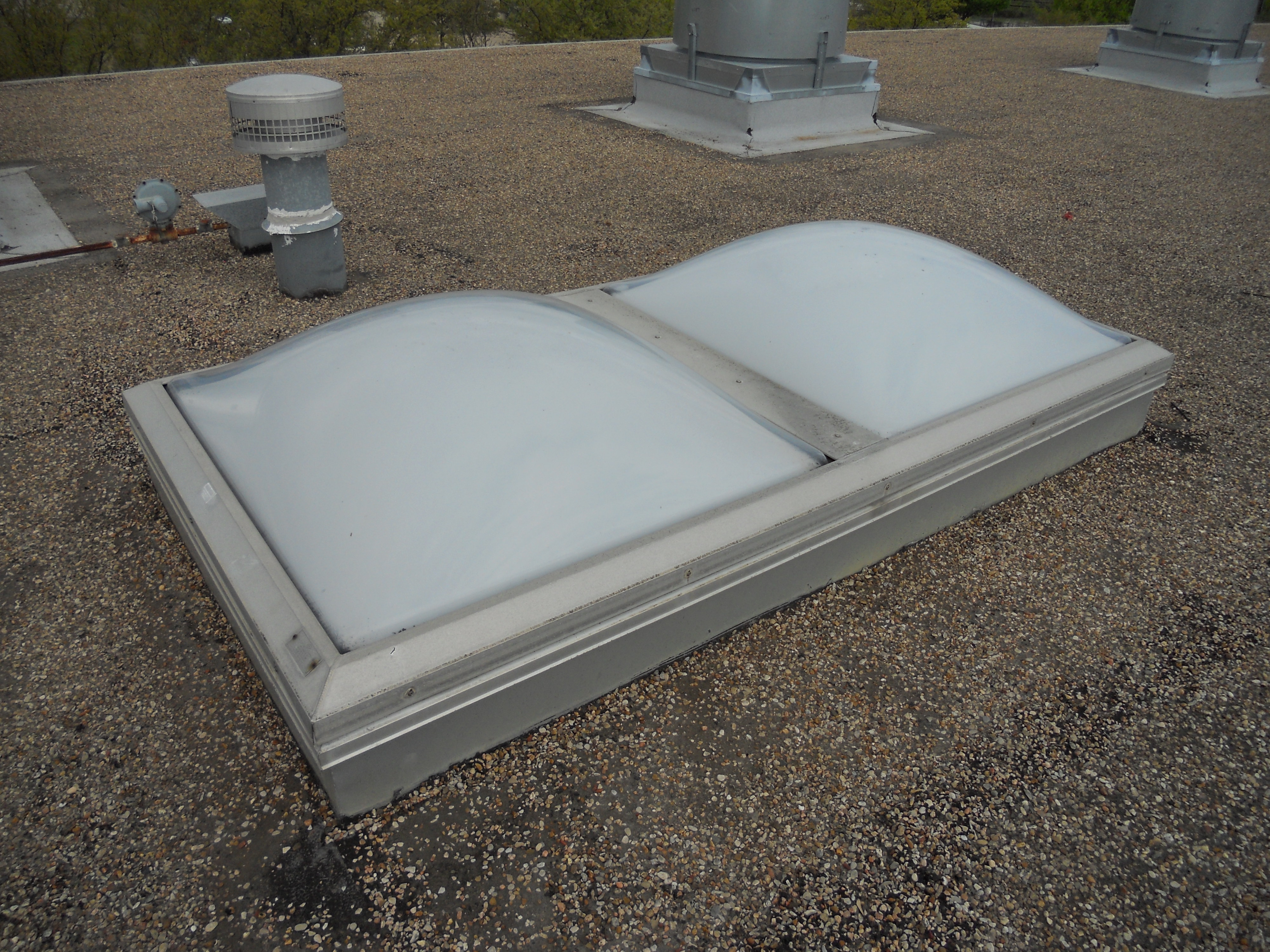 Lubbock Skylight Mfg Replacement Domes