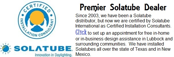 Premier Dealer Certified Installation Consultant Solatube
